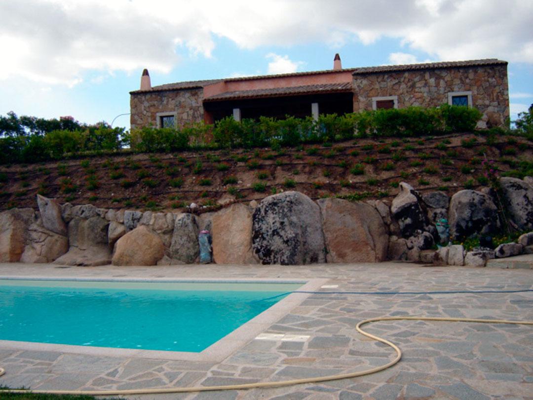 Villa esclusiva con piscina a 4 km da palau - B b con piscina ...