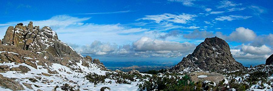 Itinerari naturalistici sul monte Limbara e Tempio Pausania